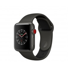 Watches S3 38mm Black