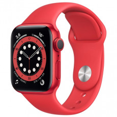 Apple Watch S6 44mm Red