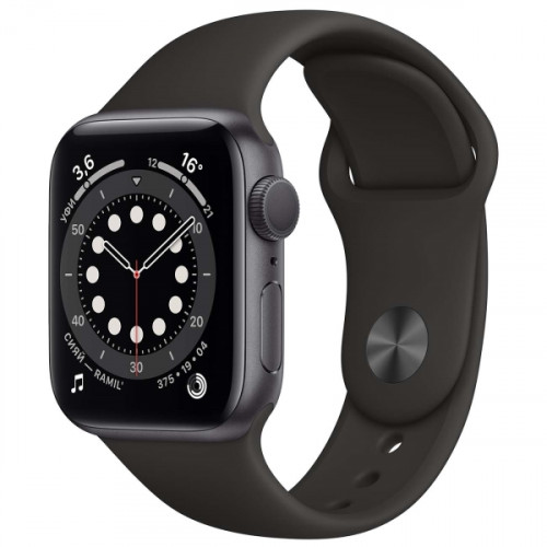 Apple Watch S6 40mm Space Gray