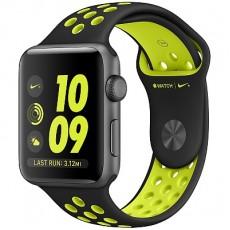 Watches 38 Nike black/volt