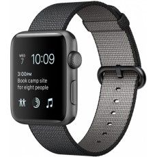 Watches 42 sport nylon black S2