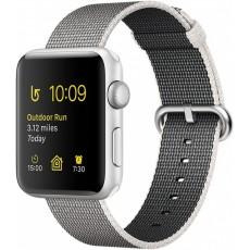 Watches 38 sport nylon silver S2