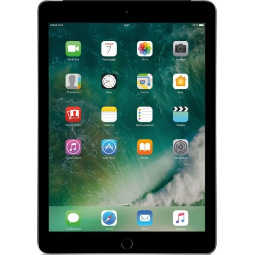 iPad 6 128GB Gray Wi-Fi