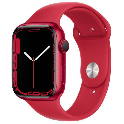 Apple Watch S7 45mm Red