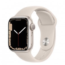 Apple Watch S7 41mm Starlight