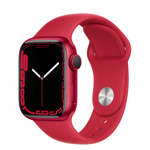 Apple Watch S7 41mm Red