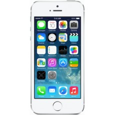 "iPhone 5s 32GB Silver ""как новый"""