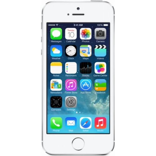 iPhone 5s 16GB Silver RFB