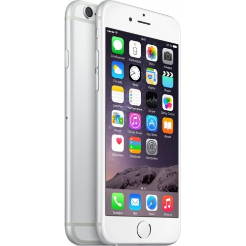 iPhone 6 64GB Silver RFB