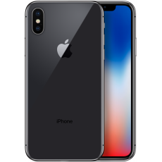 iPhone X 64GB Gray RFB
