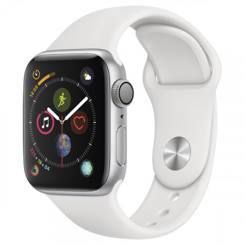 Apple Watch S4 44mm Silver